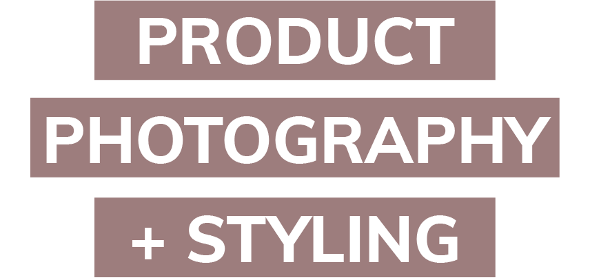 Product Photography and Styling