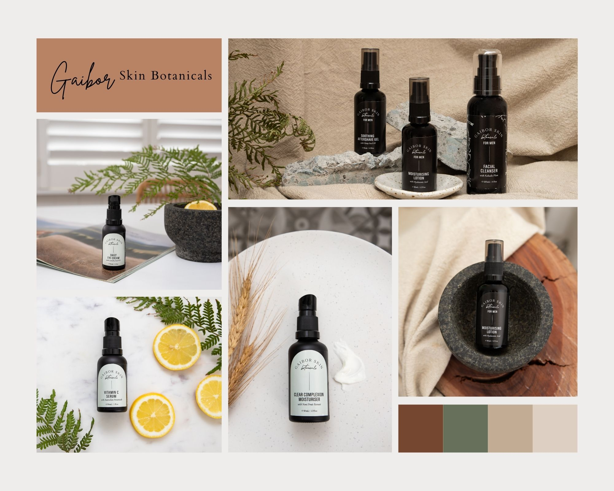Beautiful light filled product photography